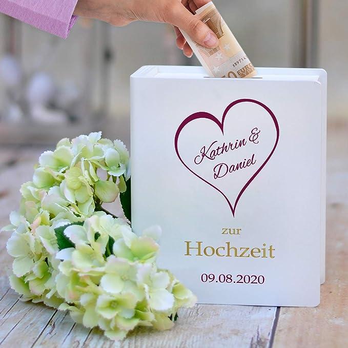 Hochzeit flitterwochen geldgeschenk spruch Zur Hochzeit