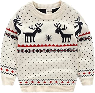 Best toddler christmas sweater Reviews