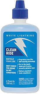 white lightning wax chain lube