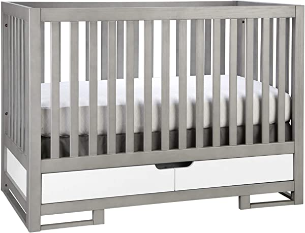 Karla Dubois Oslo Convertible Crib Morning Mist White