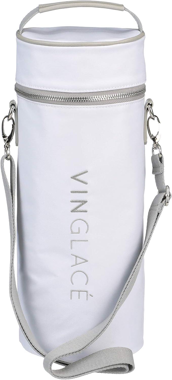 Direct sale half of manufacturer Vinglacé Wine Tote Bottle Carrier Bag L Water Resistant