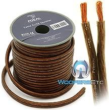 ES4 - Focal Audio 12 M (39.37 Feet) Elite Series Speaker Cable for Utopia and K2 Power Speakers