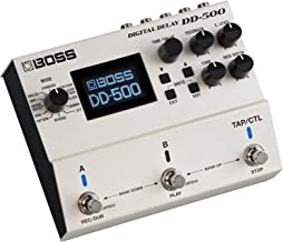 BOSS Digital Delay Guitar Pedal (DD-500)