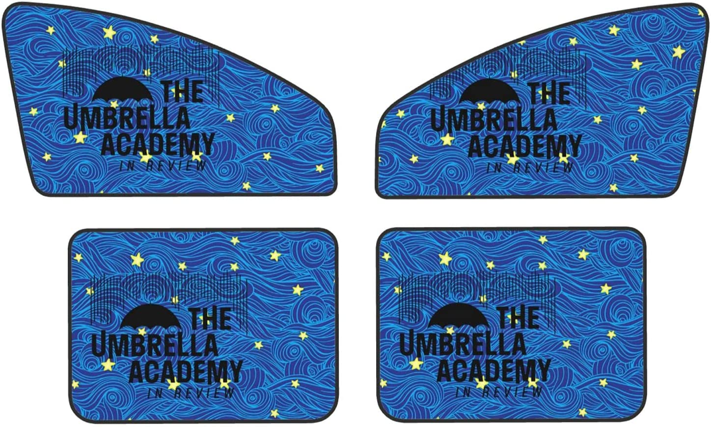 Umbrella Academy Universal Car Direct sale of manufacturer Side - Shade Protects Sun shop Window