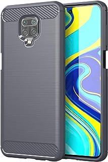 TRkin Xiaomi Redmi Note 9S/Note 9 Pro/Note 9 Pro Max 専用ケース スマホケース Xiaomi Redmi Note 9 Pro Max 専用携帯保護カバー TPU 柔らかい 耐衝撃 衝撃吸収 ...