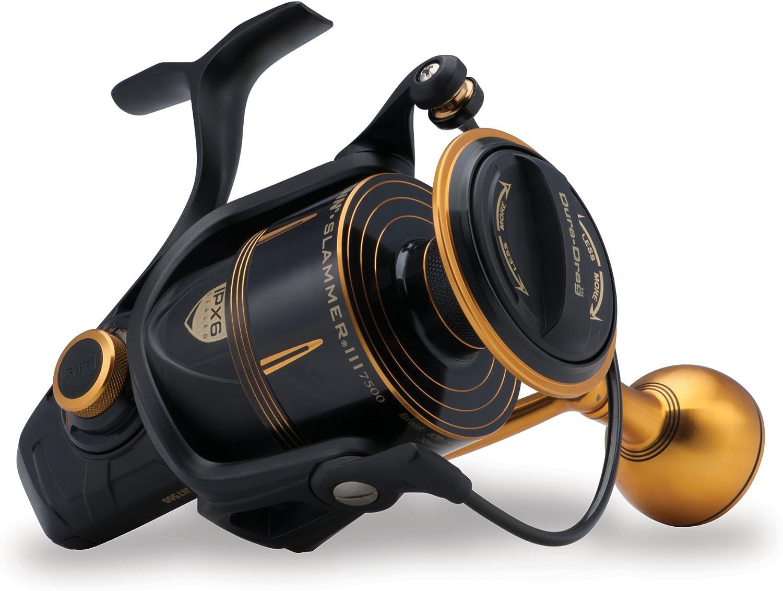 PENN Slammer III Carrete de Pesca Giratorio