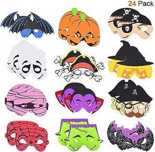 Best kids halloween mask craft Reviews