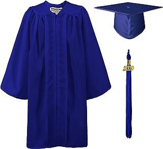Graduationmall Unisex Kindergarten Graduation Gown Cap Tassel 2016