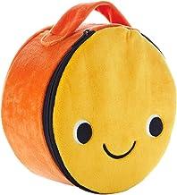 Hallmark Happy Go Luckys Zippered Plush Carrier