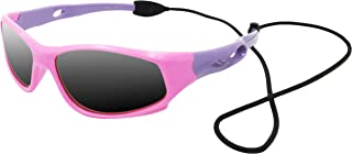 TR90 Unbreakable Polarized Sport Sunglasses For Kids Boys...