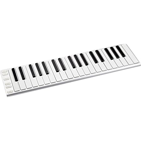 CME PRO 37鍵 薄型ワイヤレスBluetooth MIDIキーボード Xkey Air 37