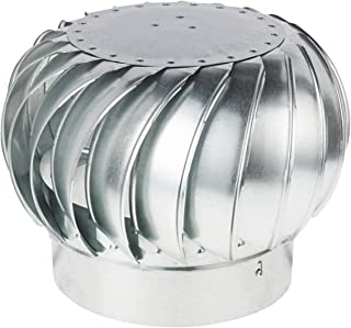 Wind Turbine Attic Ventilator