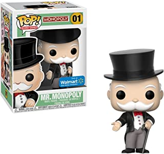 Funko POP! Board Game: Monopoly - Uncle Pennybags