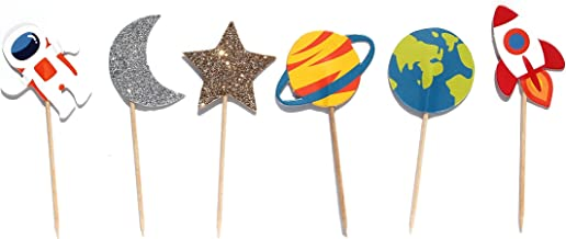 Best space cake topper Reviews