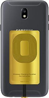مستقبل QI من نوع A YKing- مستقبل شاحن لاسلكي Samsung Qi - مستقبل شحن QI Samsung- مستقبل شاحن لاسلكي لهاتف Samsung Lg Huawe...