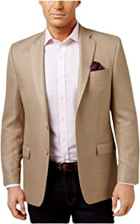 Lauren Men's Classic-Fit Neat UltraFlex Sport Coat Jacket