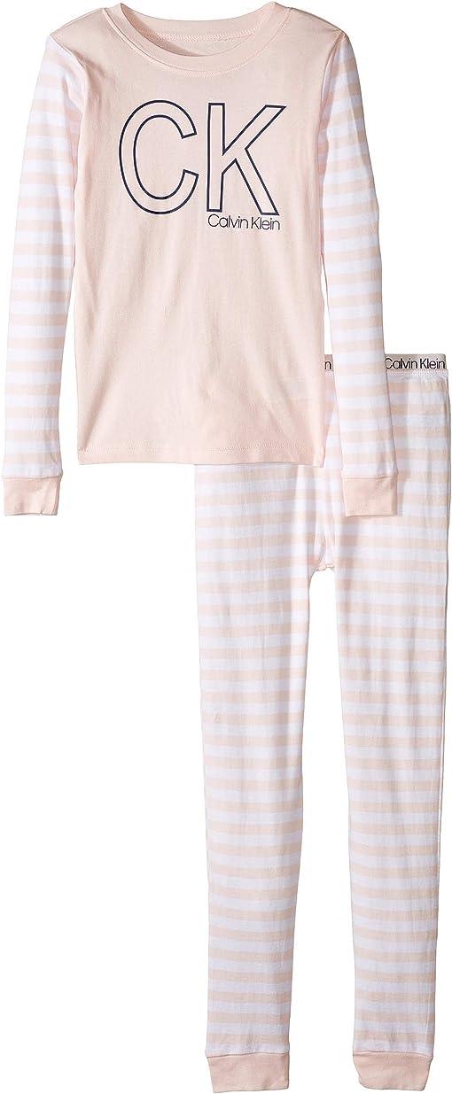 Crystal Pink White