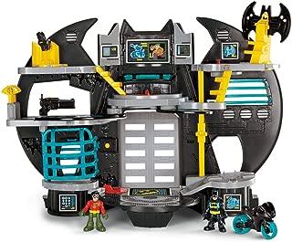 imaginext x7677 batman batcave playset