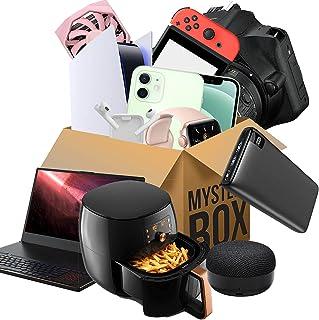 Mystery Box Gaming, Random Surprise Box Electronic, Slumpmässigt Erhållen Telefon Drone Smart Watch Digital Camera, Mycket...