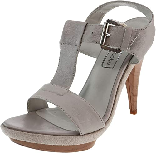 Ashley Brooke Sandaletten 42848 42848 42848 grau Leder  Outlet zum Verkauf