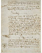 GREATBIGCANVAS Poster Print Codex on The Flight of Birds, by Leonardo da Vinci, 1505-1506. Royal Library, Turin by Leonardo da Vinci 23
