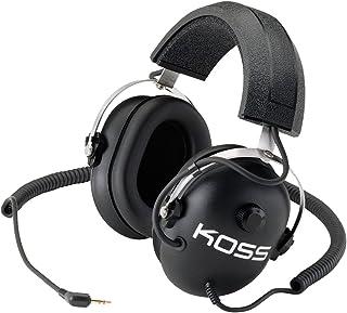 【国内正規品】KOSS 密閉型オーバーヘッドヘッドホン パッシブタイプノイズキャンセリング搭載 QZ99