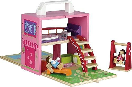 Diggin Box Set Dollhouse by Diggin