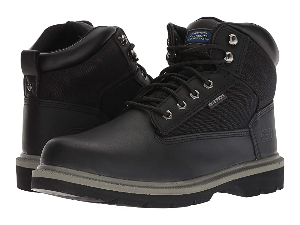 SKECHERS Work Makanix Mennot (Black) Men
