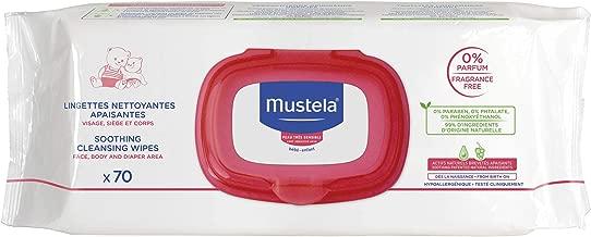 Best mustela wet wipes Reviews