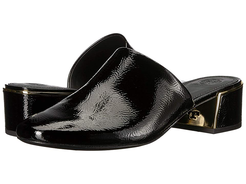 Tory Burch Juliana 45mm Mule (Perfect Black) Women