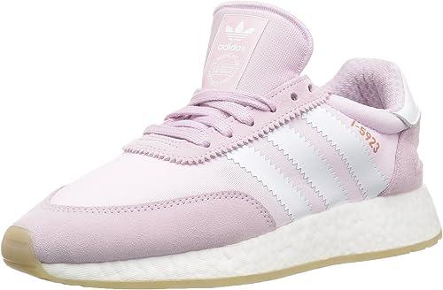 Adidas Originals Wohommes I-5923 Running chaussures, aero rose blanc, 8 M US
