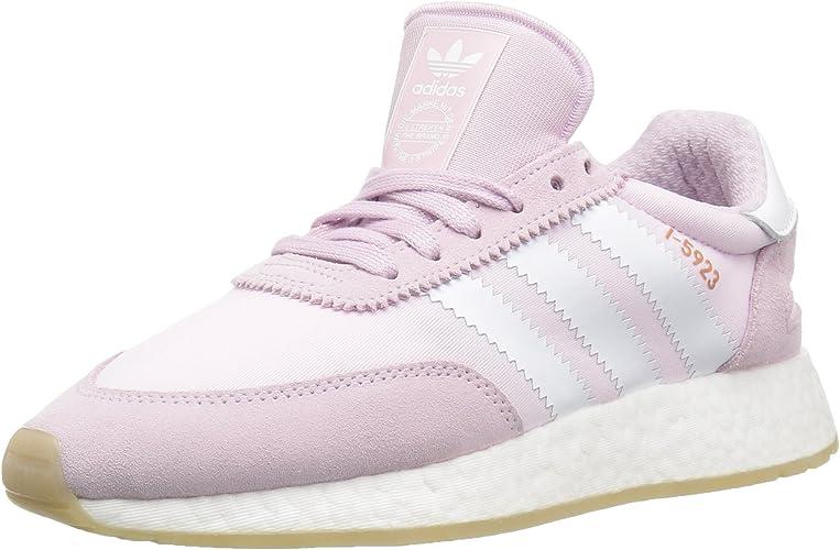 Adidas Originals Wohommes I-5923 FonctionneHommest chaussures, aero rose blanc, 10.5 M US