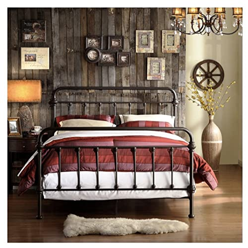 Stupendous Wrought Iron Headboard Amazon Com Beutiful Home Inspiration Truamahrainfo