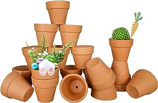 Amazon Com Ceramic Nursery Pots Pots Planters Container
