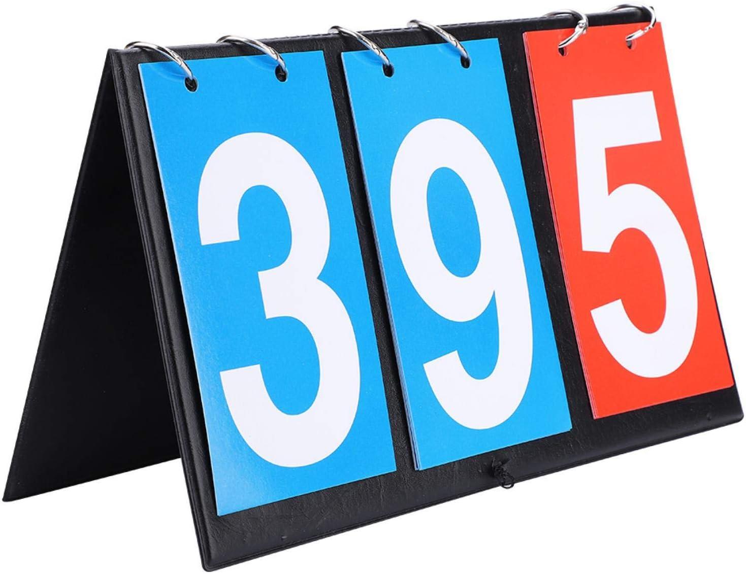 Portable scoreboard Flip table scoreboar Popular overseas Keeper Sports Luxury