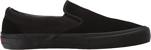 Blackout Suede/Canvas