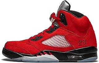 Jordan Mens Air Jordan 5 Retro DD0587 600 Raging Bull 2021