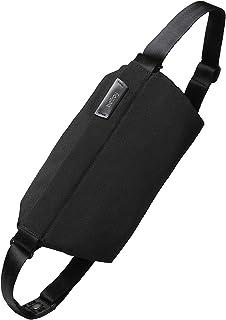 Bellroy Mini Sling Bag (Slim Shoulder/Cross Body Bag, Lightweight & Water-Resistant Materials) - Black