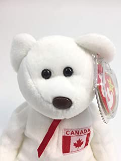 Collectible Ty Beanie Babies - Maple The Bear
