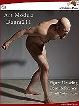 Art Models DanM211: Figure Drawing Pose Reference (Art Models Poses) (English Edition)