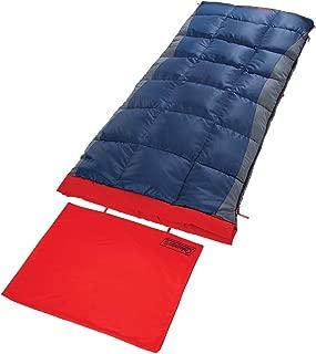 Coleman Heaton Peak Big and Tall Sleeping Bag 50 Degree