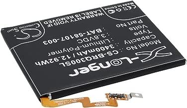 3400mAh Battery for BlackBerry Q30 Passport Passport 4G SQW100-3 Windermere SQW100-1
