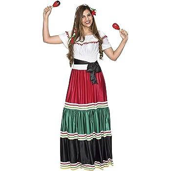 Magic Box Frida Kahlo Style Fancy Dress Accesorio Kit: Amazon.es ...