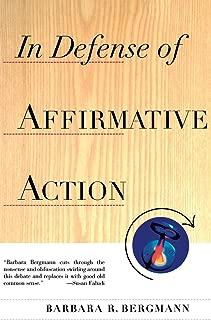 Best affirmative action defense Reviews