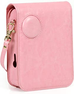Polaroid Leatherette Case (Pink) POP Instant Print Digital Camera – The Most Stylish & Authentic Way to Protect Your POP