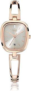 Titan Raga Viva analog Grey Dial Women's Watch NM2604WM01/NN2604WM01