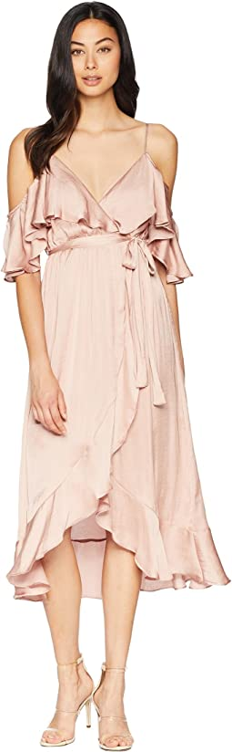 Bea Wrap Dress
