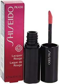 Shiseido Lacquer Rouge, No. PK430 Dollface, 0.2 Ounce