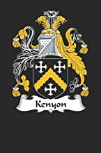 Kenyon: Kenyon Coat of Arms and Family Crest Notebook Journal (6 x 9 - 100 pages)