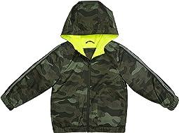 Fleece Lined Midweight Jacket
